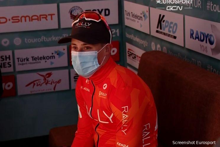 Indrukwekkende Arvid de Kleijn sprint naar mooie zege in La Route Adélie de Vitré