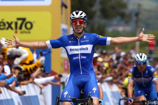 Hodeg blijft Sagan voor in massaprint van de Ronde van Slowakije