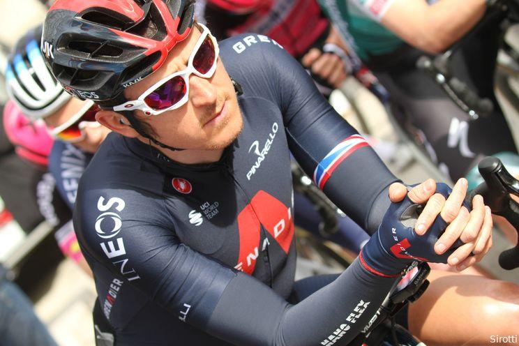 'INEOS Grenadiers bouwt Tour de France-selectie rond Geraint Thomas'