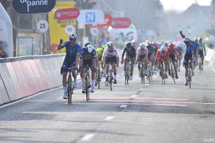 Machtige Bennett sprint naar de zege in Oxyclean Classic Brugge-De Panne