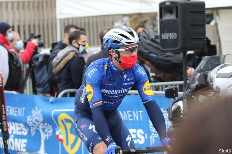 Lampaert: 'Achteraf spijt van domme fout in de Ronde van Vlaanderen'