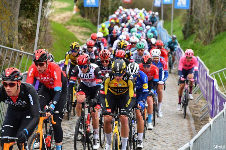 Nog drie dagen tot het WK: 'Beschouwen als acht dagen Ronde van Vlaanderen'