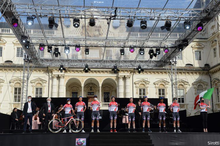Savio's Androni met nieuwe sponsor volgende in de rij voor WorldTour-licentie