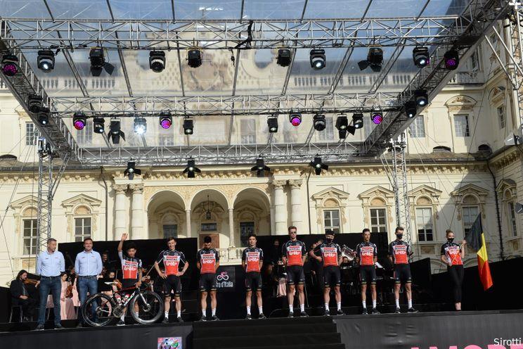 Lotto Soudal 2022 | Campenaerts komt over van Qhubeka en tekent voor drie jaar