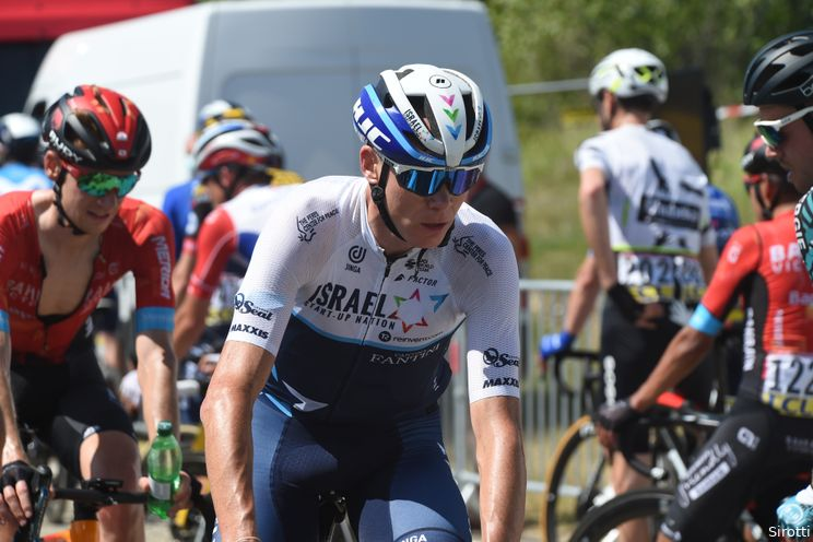 Froome met Israel Start-Up Nation naar Tour de France: 'Was een moeizame reis'
