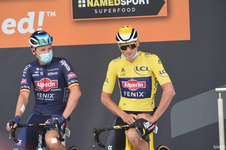 Van der Poel wil Tour de France van 2022 voor de volle drie weken betwisten