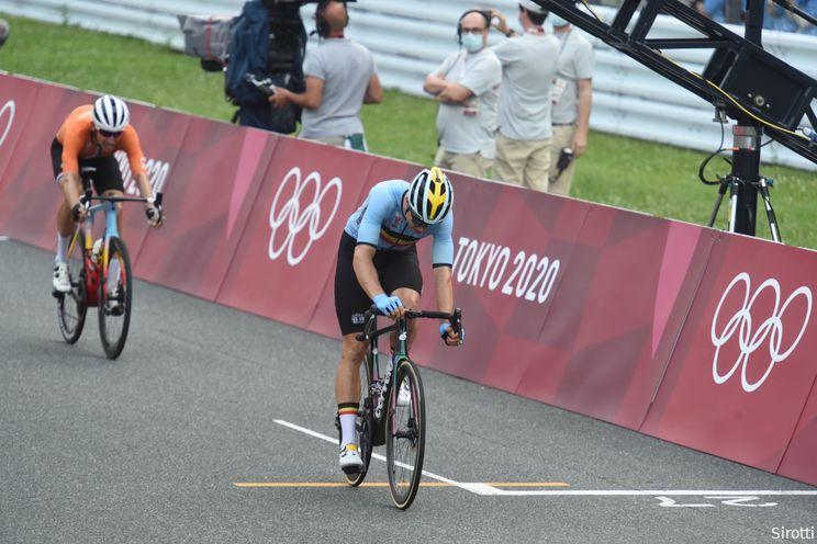 Stuyven waarschuwt Belgische ploeg: 'Van Aert mag niet in situatie komen zoals in Tokio'
