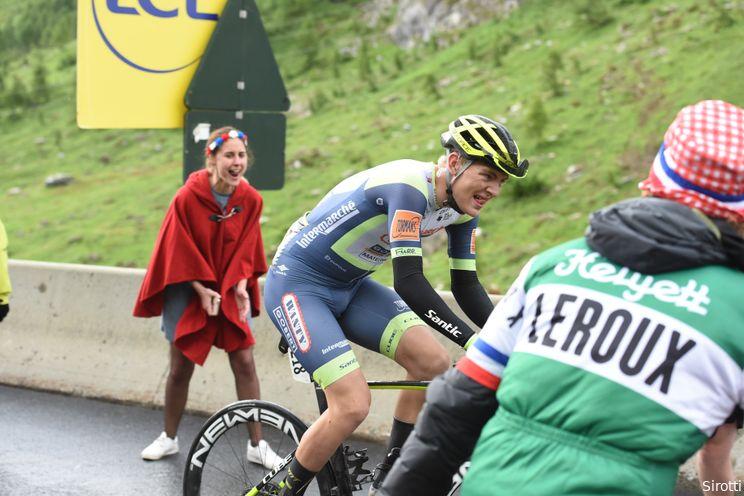 Zimmermann slaat dubbelslag in tweede etappe van de Tour de l'Ain
