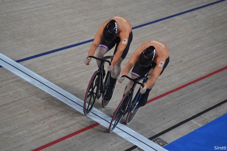 Wielrennen op TV 8 oktober 2021   Lavreysen en Hoogland in sprint en andere medaillekansen!