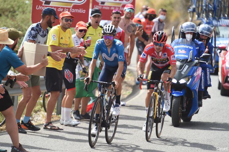 Reacties etappe 11 Vuelta a España 2021 | Alle reacties van de hoofdrolspelers na spectaculaire finale