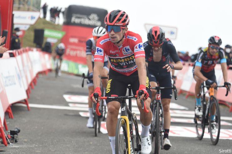 Reacties etappe 8 Vuelta a España 2021 | DQS en Jakobsen blij, concurrentie kritisch en hoopvol