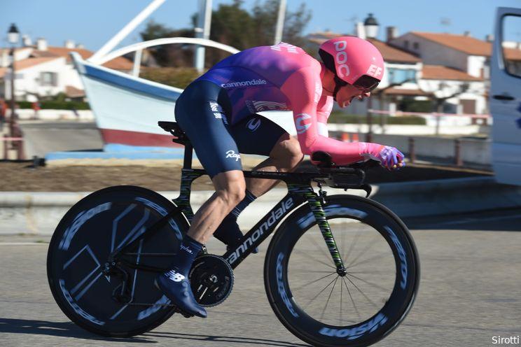 Moreno Hofland moet op 30-jarige leeftijd punt zetten achter wielerloopbaan door fysieke problemen