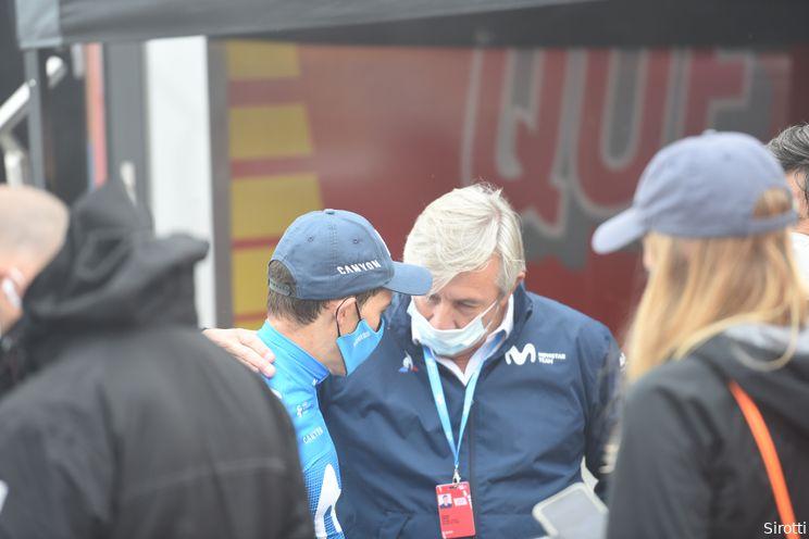 Wegen van Movistar Team en Miguel Angel López scheiden per 1 oktober