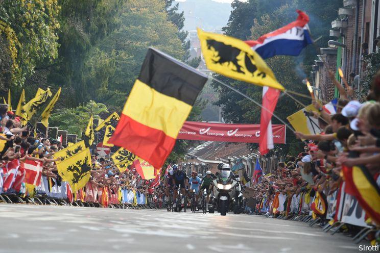 Reacties WK wielrennen 2021 | Iedereen is het eens: 'Alaphilippe was de sterkste'