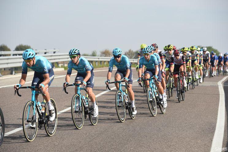 Astana Qazaqstan Team 2022 | Komst Riabushenko, Velasco en Gazzoli brengt totaal op 22 renners