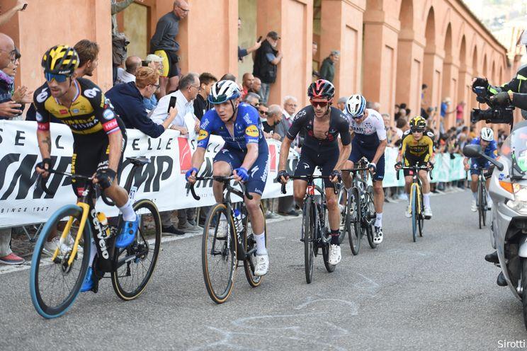 Deelnemers Ronde van Lombardije | Alle namen op een rij, toppers massaal van de partij