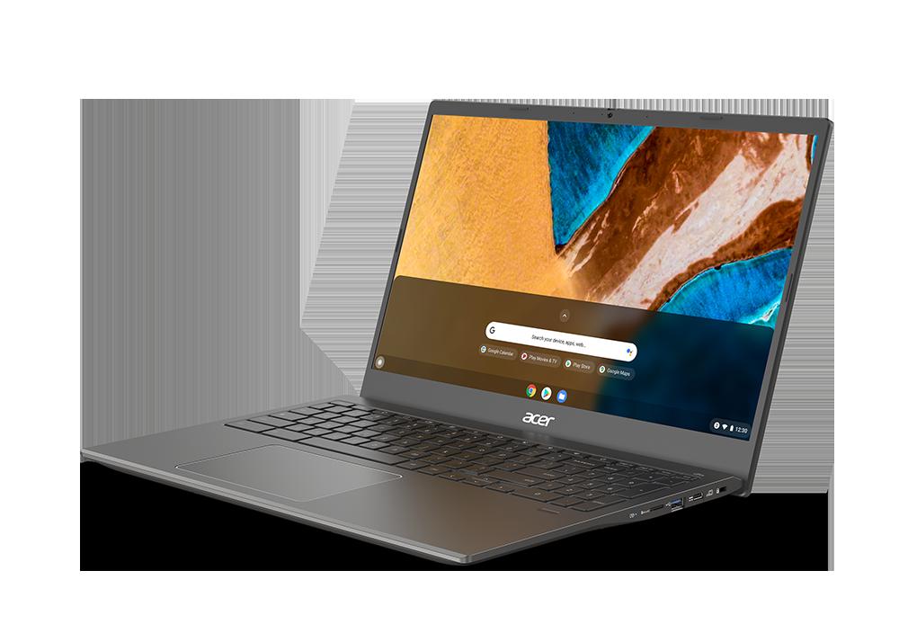 Acer lança 4 novos Chromebooks em todas as faixas de preço