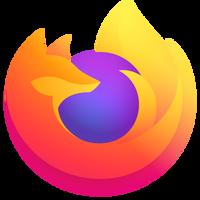 Firefox-browser, snel en privé