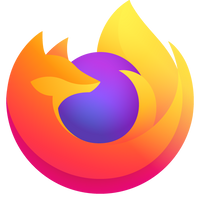 Firefox browser, fast and private