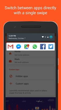 Launchify- Quick App Shortcuts