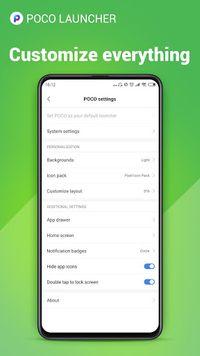 POCO Launcher 2.0- Customize,  Fresh & Clean
