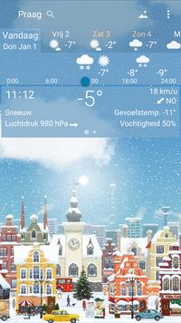 YoWindow - Het Weer in Nederland Gratis