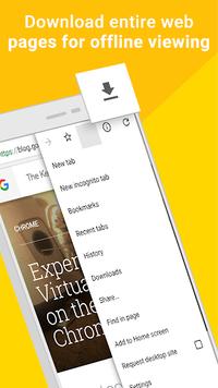 Google Chrome: snel en beveiligd
