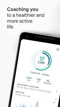 Google Fit: je gezondheid en activiteit bijhouden