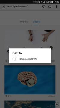 EZ Web Video Cast   Chromecast