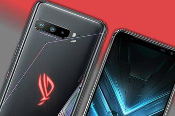 ASUS ROG Phone 3-renders gelekt, dit weten we over de gaming-telefoon