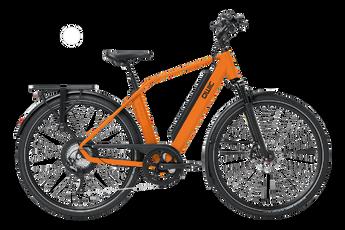 Elektrische fiets getest: QWIC RD11 Performance Series