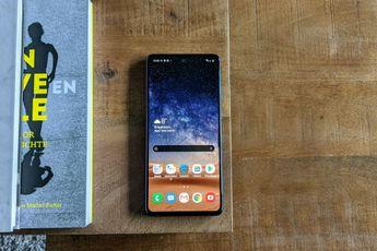 Samsung Galaxy S10 Lite en Note 10 Lite ontvangen One UI 3.1