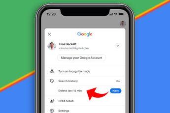 Google laat je makkelijker web-en app-activiteit verwijderen