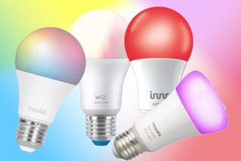 Beste slimme verlichting: 4 smart lampen vergeleken