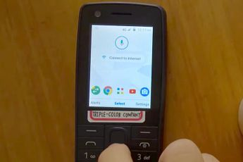 'Deze Nokia feature phone met Android is nooit uitgebracht'