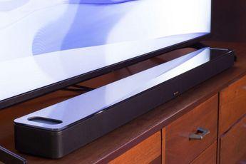 Bose lanceert Smart Soundbar 900 met Google Assistent en Dolby Atmos
