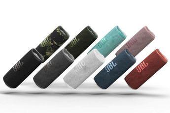 JBL Flip 6 officieel: water- en stofdichte bluetooth-speaker