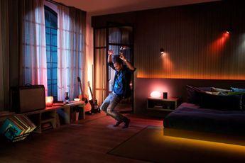 Philips Hue-lampen jammen mee op de muziek van Spotify