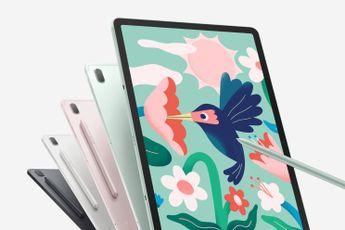 Samsung Galaxy Tab S7 FE review: heerlijke midrange-tablet