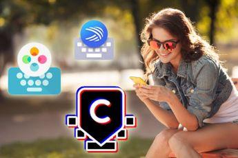6 beste toetsenbord-apps voor Android-telefoons in 2021