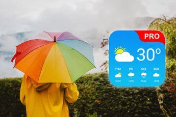 Premium app voor weerbericht-widgets nu tijdelijk gratis in de Play Store
