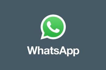WhatsApp foto's opslaan in galerij, zo werkt het