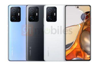 Xiaomi 11T Pro-renders gelekt: dit is het aankomende toptoestel