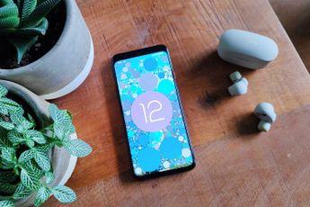 'Samsung start uitrol Android 12 in december'