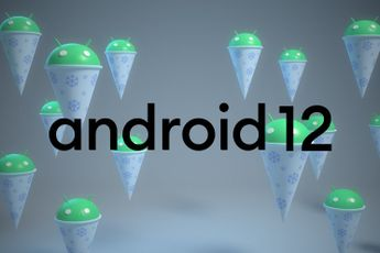 Google blijft updates voor Android 12 Beta uitbrengen
