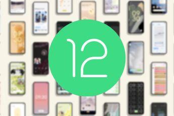 Google Pixel-telefoons ontvangen stabiele Android 12-update