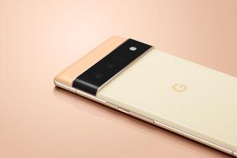 Google Pixel 6 en 6 Pro officieel: dit zijn de nieuwe toptelefoons