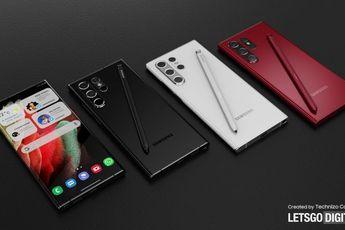 Samsung Galaxy S22 Ultra: alles wat we tot nu toe weten