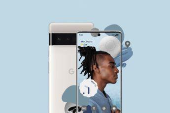 Google Pixel 6 versus Google Pixel 6 Pro: dit zijn de verschillen