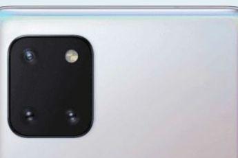 'Zo ziet de Samsung Galaxy Note 10 Lite eruit'